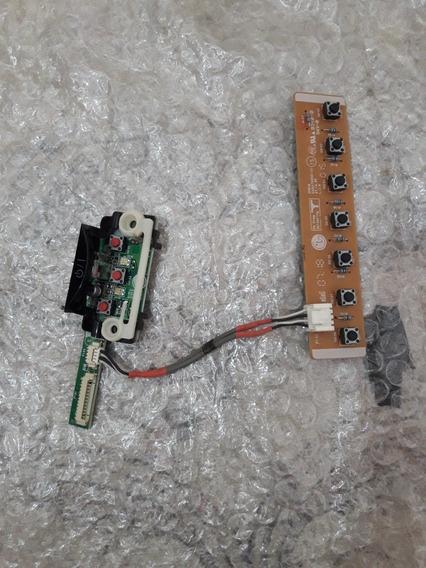 Teclado E Sensor Tv 42pg60ur