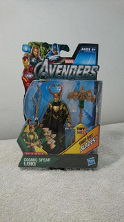 Avengers Loki Cosmic Spear Movie Series Snap-out Blades Luxe