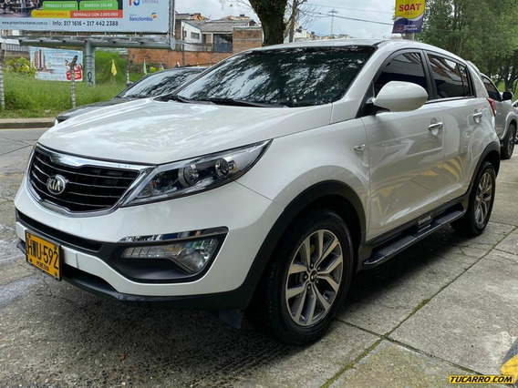 Kia New Sportage At 2000 Aa Abs