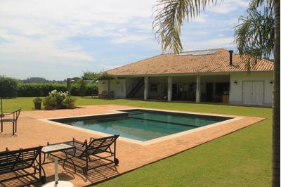 Casa Em Fazenda Vila Real De Itu, Itu/sp De 380m² 4 Quartos À Venda Por R$ 3.300.000,00 - Ca248542