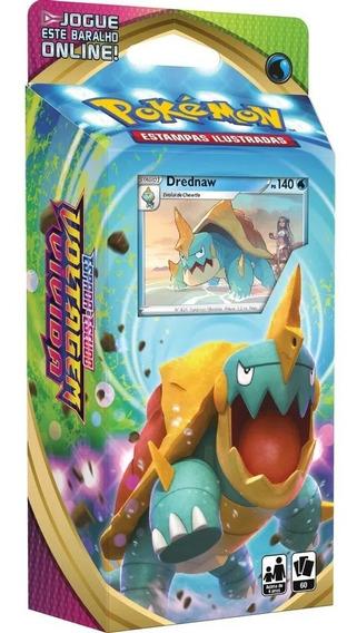 Card Game Pokemon Voltagem Vívida Starter Deck Drednaw