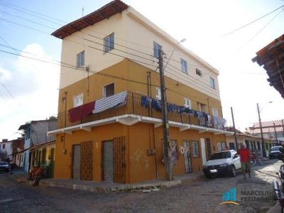 Casa Residencial Para Locação, Jacarecanga, Fortaleza. - Codigo: Ca0682 - Ca0682