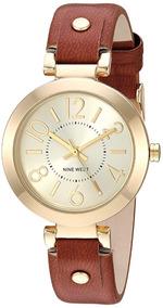 Nine West   Reloj Mujer   Nw/2178chhy   Original