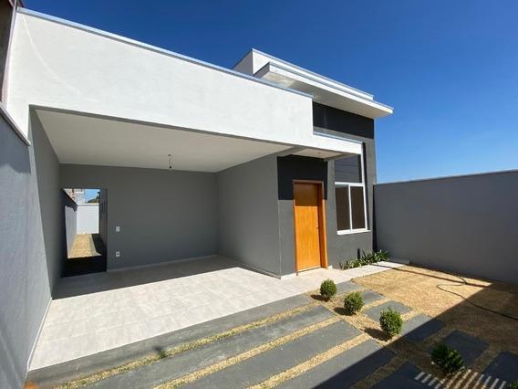 Casa Residencial Cittá Di Firenze 3 Dormitórios 1 Suite Fino Acabamento Região Do Ouro Verde - Ca025 - 67825212