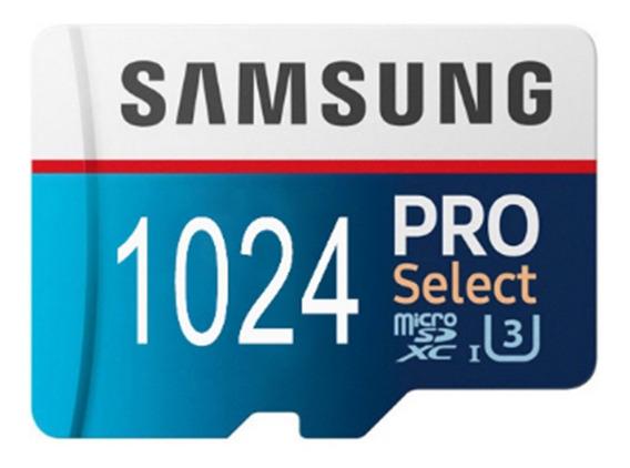 Cartão De Memória Samsung Pro Select 1024 Gb