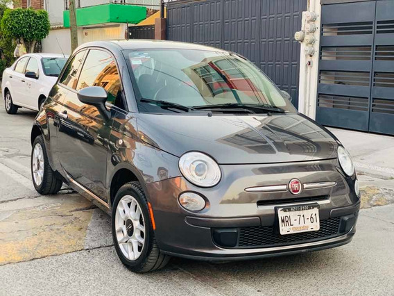 Fiat 500 1.4 3p Pop Man Mt 2014