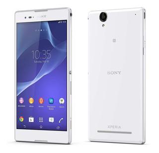 Celular Smartphone Sony Xperia T2 Ultra Dual Vitirine Branco