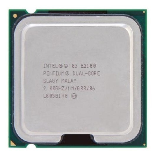 Processador Core 2 Duo E2200 + E2180