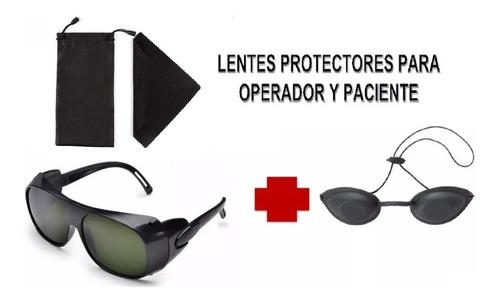 Gafas - Lentes Protectores Para Operario Laser-ipl