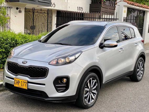 Kia New Sportage Revolution Ql 2018 Aut 4x2 Gasolina