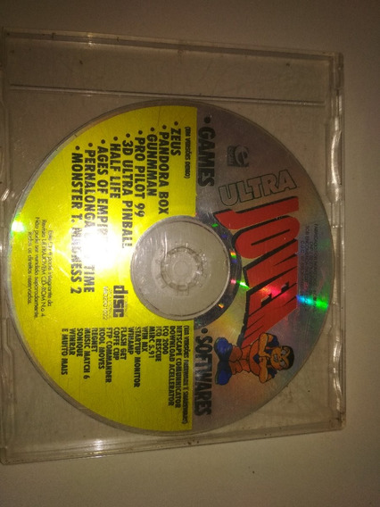 Jogo Pc Original - Ultra Jovem Games E Softwares #4