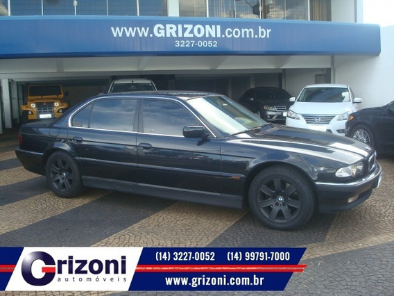 Bmw 740i L Protection V8 286cv 4.4 Automática Gasolina