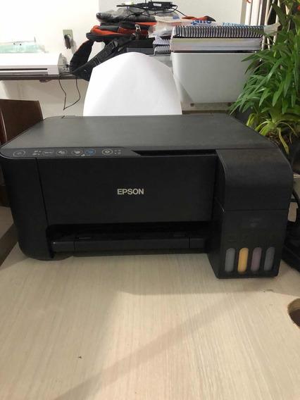Impressora Epson Modelo L3150 Com Tinta Sublimatica