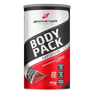 Body Pack Explosive 44 Packs - Bodyaction