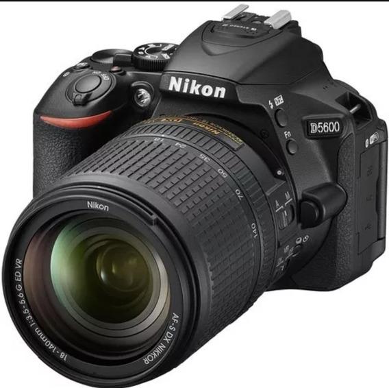 Camera Fotográfica Profissional Nikon D5600