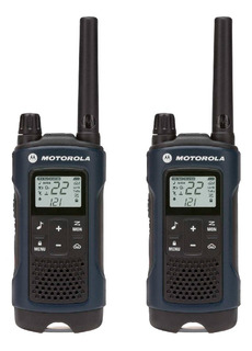 Motorola Talkabout Radio Bidireccional Recargable T460