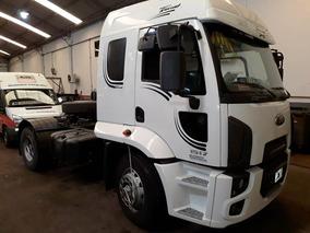 Ford Cargo 1517e Tractor Cabina Dormitorio - 2013