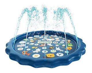 Splashez 3-in-1 Sprinkler For Kids Alberca Inflable P/ Niños