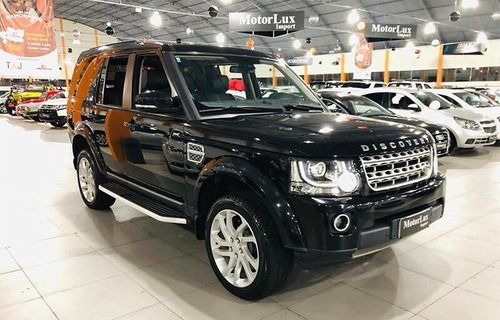 Land Rover Discovery 4  2016. Diesel Hse. 65.000km Impecável
