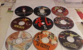 Lote Dvd - Peliculas Epicas - Clasicas