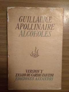 Alcools Poemes Giullaume Apollinaire Libros Revistas Y
