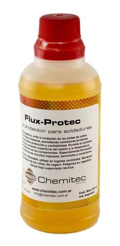 Flux Liquido 250cc Ayudante Soldadura Protector Chemite Htec