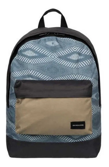 Mochila Quiksilver Everyday Poster Embossed O/s Kzm0