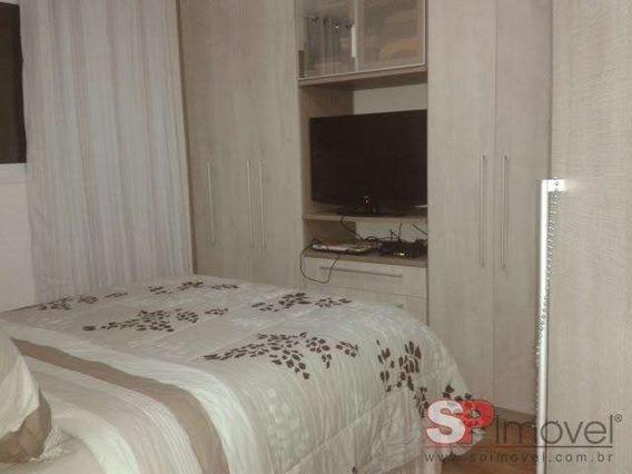 Apartamento Cobertura Para Venda Por R$400.000,00 - Vila Pires, Santo André / Sp - Bdi17545