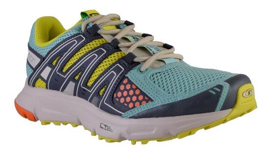Zapatillas Mujer Salomon Trail Running Xr Shift Bl/mi