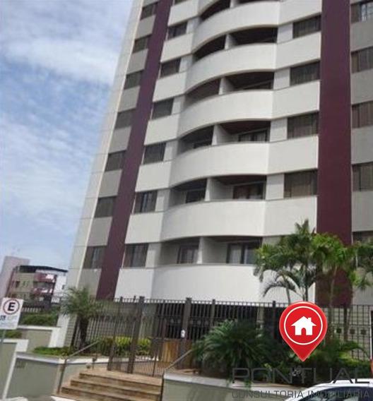 Apartamento Para Locação Em Marília No Edifício Portland - Ap00204 - 33726168