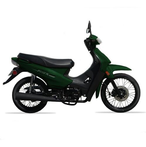 Baccio P110x Moto 0km 2021 Polleritas Con Baul Usb Fama