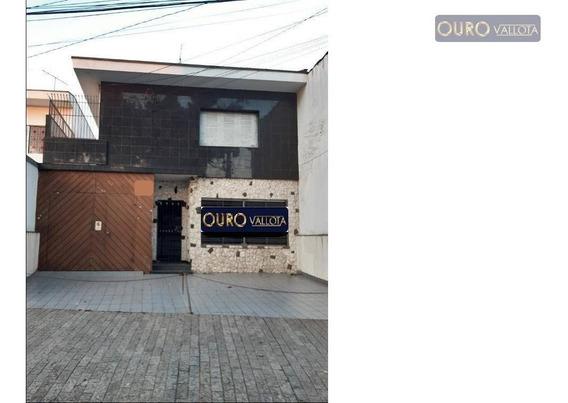 Casa À Venda, 242 M² Por R$ 1.100.000,00 - Mooca - São Paulo/sp - Ca0384