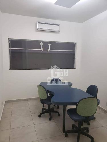 Imagem 1 de 15 de Sala Para Alugar, 12 M² Por R$ 780/mês - Jardim Irajá - Ribeirão Preto/sp - Sa0310