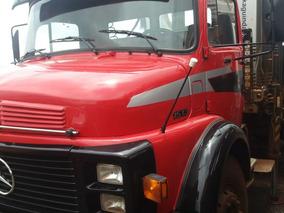 Caminhão - Mercedes 1513 Com - Munck Tka 21.700.