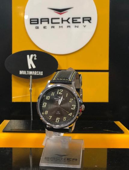 Relógio Analógico Backer Germany 11202152m