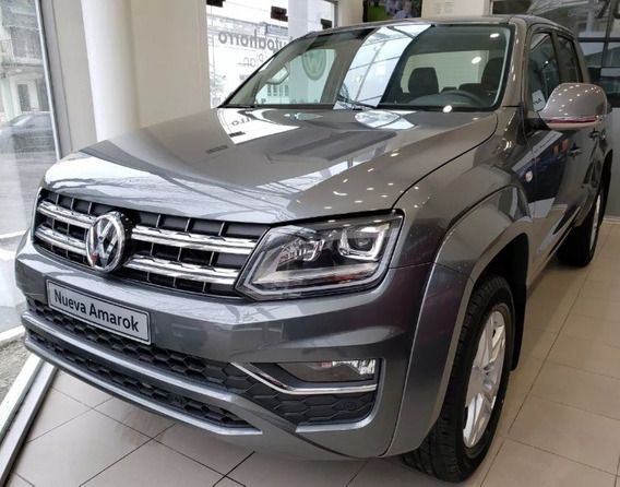 Volkswagen Amarok 2.0 180cv Highline 4x2 At 0 Km 2020 Mp #a7