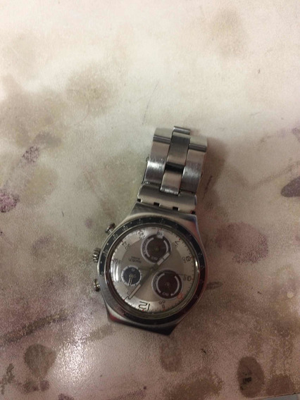 Relógio Swatch Original Suíço Multifuncional