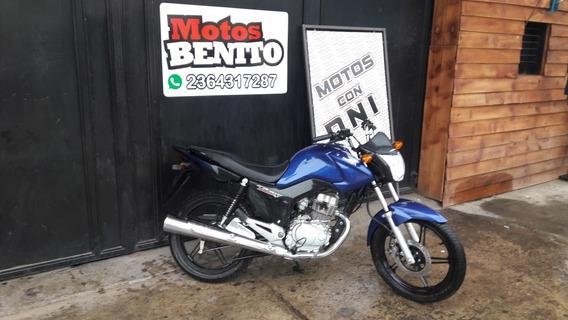 Honda Cg Titan 150 Okm Linea Nueva Motos Benito