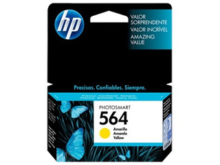 Hp Original Hp 564 Amarillo (300 Pag)