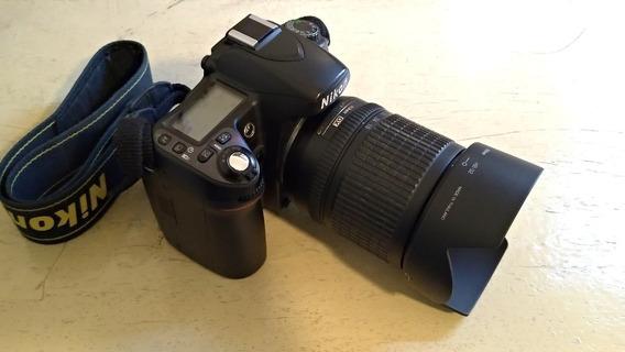 Nikon D80 + Lente 18-135mm - 16mil Cliques Completa Perfeita