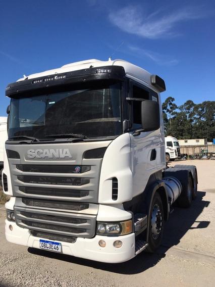 Scania 440 6x4 2013 Bug Leve! Apenas $195.000