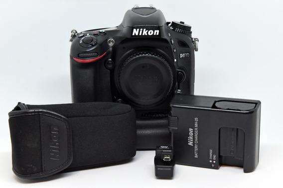 Nikon D610 + Grip + Wifi