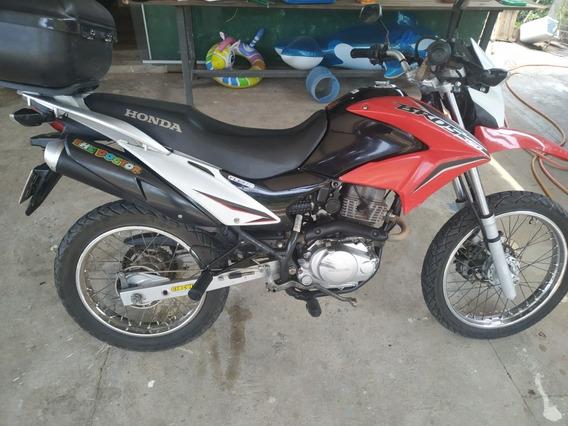 Honda Broz 160 Flez