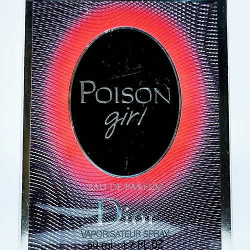 Perfume Poison Girl 50ml Edp. Promo!