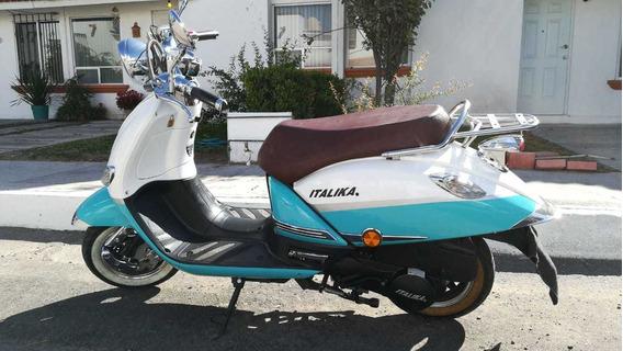 Italika Vitalia 150 2019