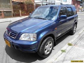 Honda Cr-v Lx Automatica