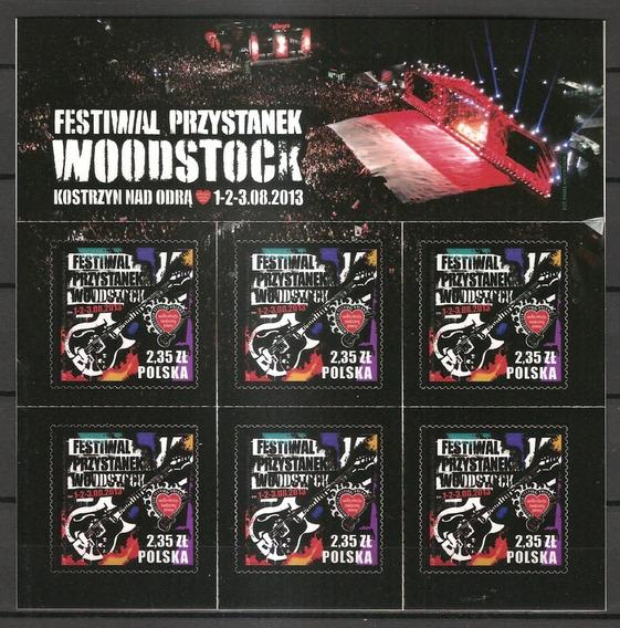 # Mcn # Polônia 2013 - Festival De Rock - Bloco Novo, Mint