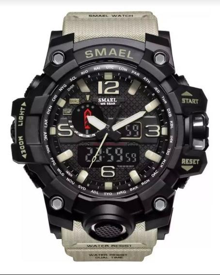 Relógio Smael Prova D