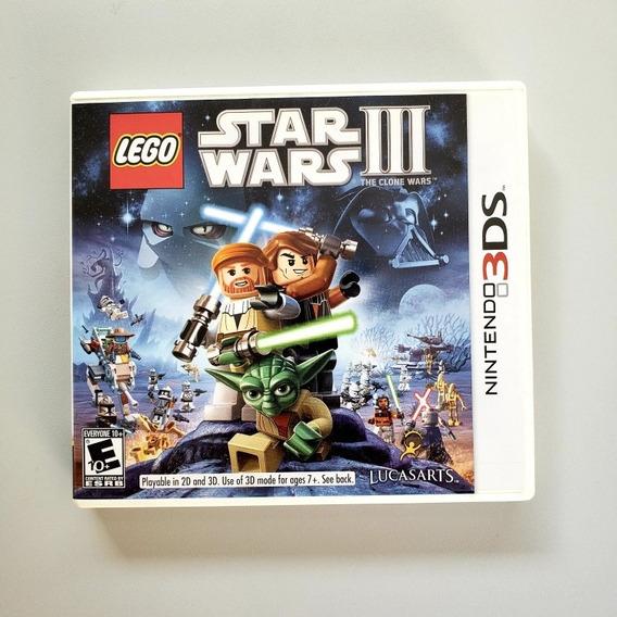 Lego Star Wars 3 Original Nintendo 3ds