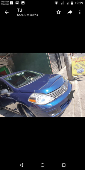 Nissan Tiida Verss